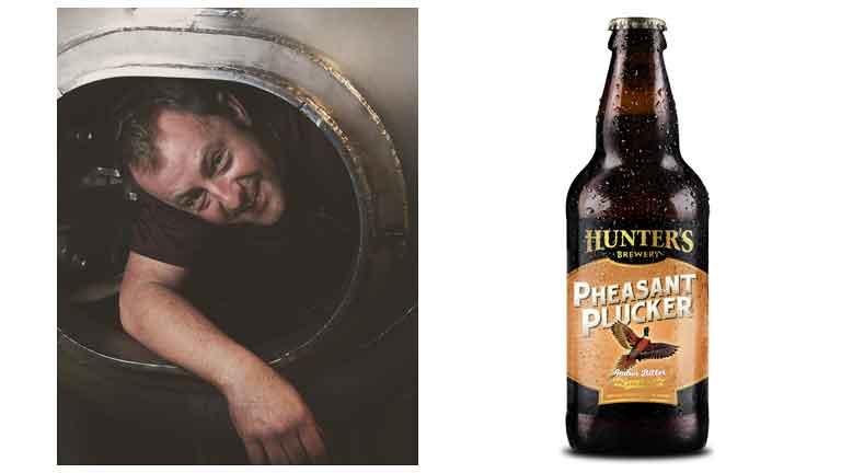 Paul Hunter of Hunters brewery